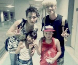 exo, xiumin, and xiuhan image