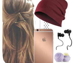 accessoires, beauty, and clothes image