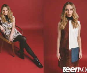 little mix, perrie edwards, and Teen Vogue image