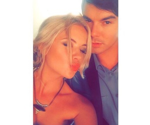 pretty little liars, ashley benson, and tyler blackburn image