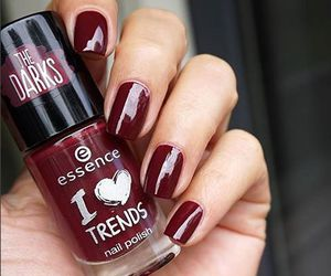 essence, nail polish, and nails image
