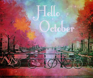 anticipation, autumn, and hello image