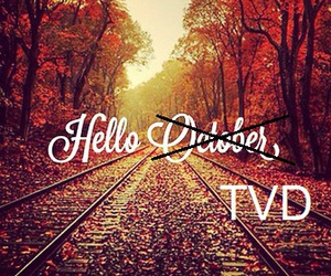 tvd and october image