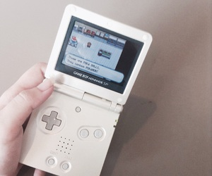 fade, gameboy, and pokemon image