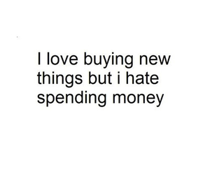 money, quotes, and true image
