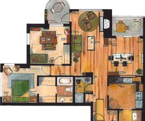 floor plan designer, home floor plan design, and house floor plan design image