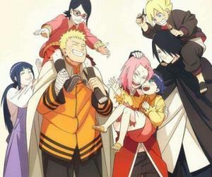 naruto, sasuke, and boruto image