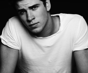 liam hemsworth, Hot, and boy image