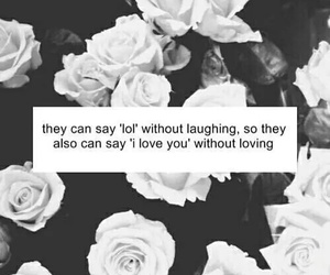 quote, love, and lol image
