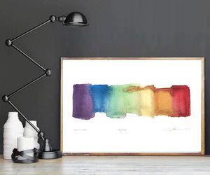 art, home decor, and contemporary decor image