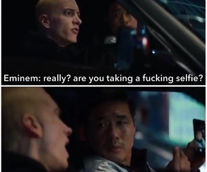 eminem, funny, and new image