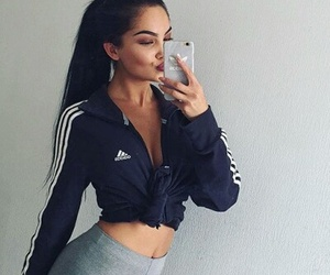 adidas, iphone, and fit image
