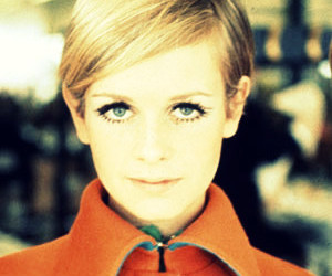 60s, twiggy, and blonde image
