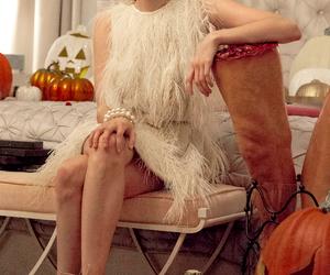 emma roberts, girl, and scream queens image
