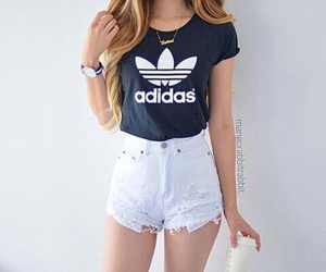 adidas, outfit, and fashion image