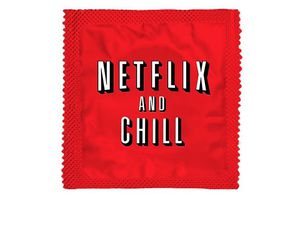 lol, netflix and chill, and netflix image