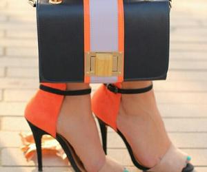 bag, october, and orange image