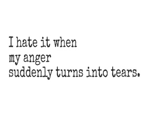 anger, broken, and crying image