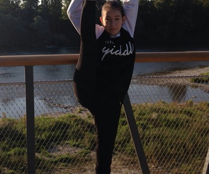 autumn, me, and dance image