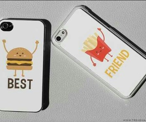Best, iphone, and friends image