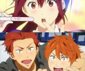 anime, free!, and gou matsuoka image