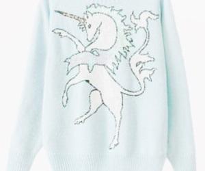blue and unicorn image