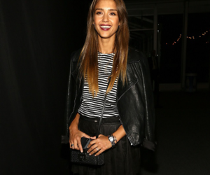 fashion, jessica alba, and outfit image