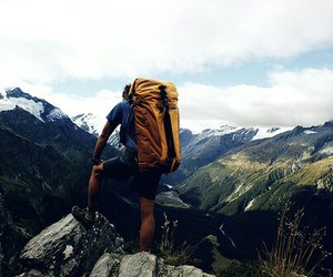 mountains, photography, and travel image