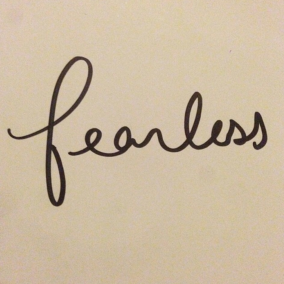 Fearless Shared By G On We Heart It