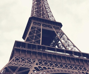 effeil tower, france, and wallpaper image