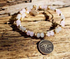 boho, bracelet, and tumblr image