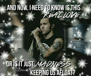 bands, edit, and fall out boy image