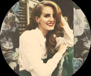 lana del rey, smile, and vintage image