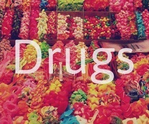 drugs, candy, and sweet image