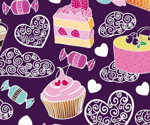 wallpaper, sweet, and pink image
