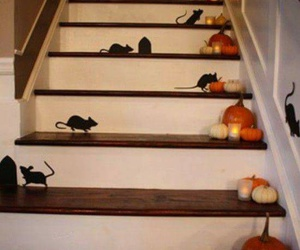 decoration, Halloween, and mice image