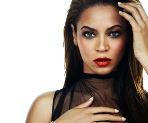 transparent and beyoncé image