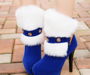 adorable, winter outfit, and fashion image