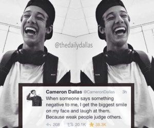 cameron, Dallas, and phrases image