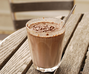chocolate, drink, and coffee image