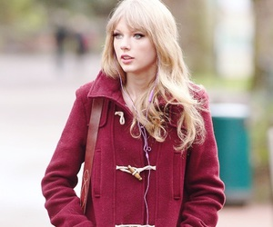Taylor Swift, fashion, and blonde image
