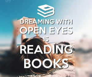 books, reading, and keepcalm image
