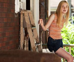 Elle Fanning and super 8 image