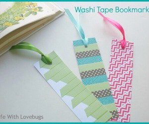 bookmarks, Easy, and diy image