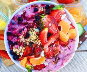 fruit, healthy, and yummy image