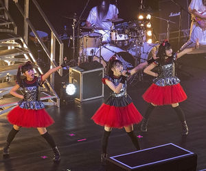 band, tulle, and japan image