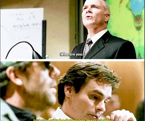 dr house and house and wilson image