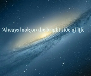 always, positive, and bright image