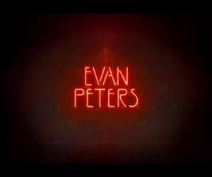 hotel, his name, and evan peters image