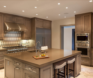 kitchen and luxury image